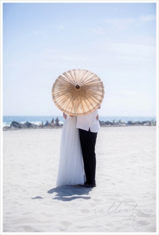 Hotel Del Coronado Beach Wedding | Gina + Kevin