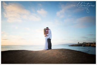 Sunset Cliffs Wedding Photography | Brandy + Anthony