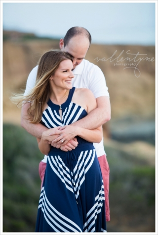 Sunset Cliffs Engagement Photographer | Alissa + Ryan