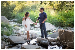 Elfin Forest Engagement Session | Kara + Jake